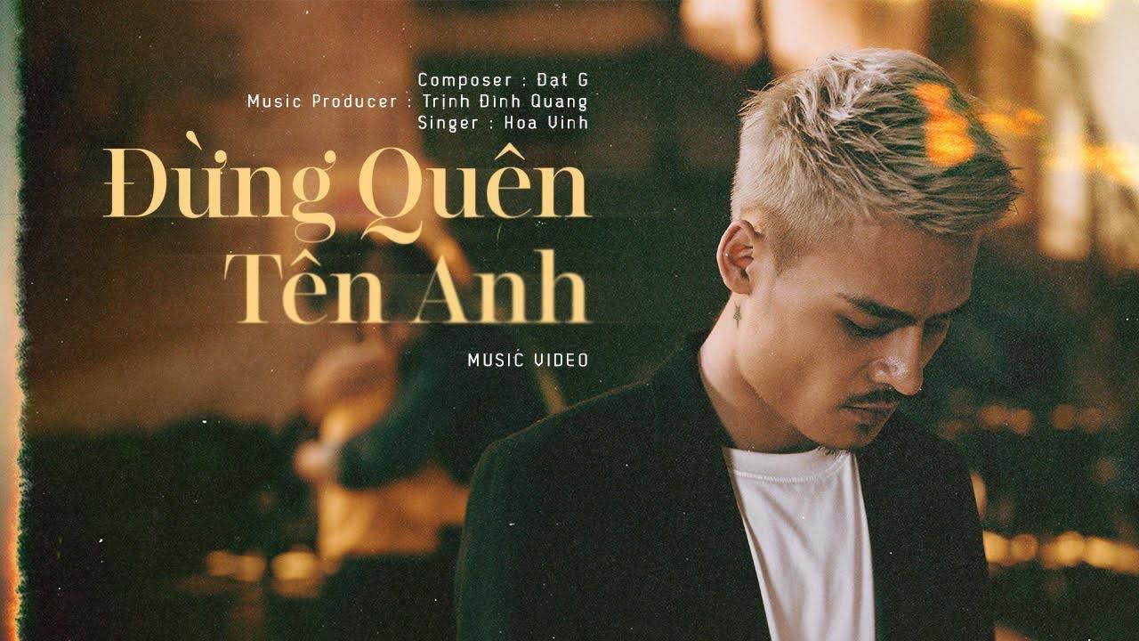 Hoa Vinh ra mắt MV đầu tay, chính thức bước vào con đường ca hát chuyên nghiệp