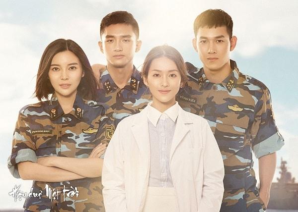 Dàn diễn viên chính thức của Hậu Duệ Mặt Trời phiên bản Việt đã lộ diện