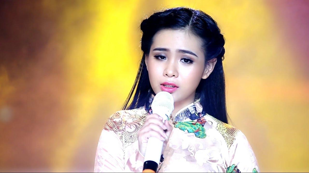"""Quỳnh Trang Bolero - Ngẩn ngơ trước vẻ đẹp tựa thiên thần của """"hiện tượng"""" làng nhạc trữ tình"""