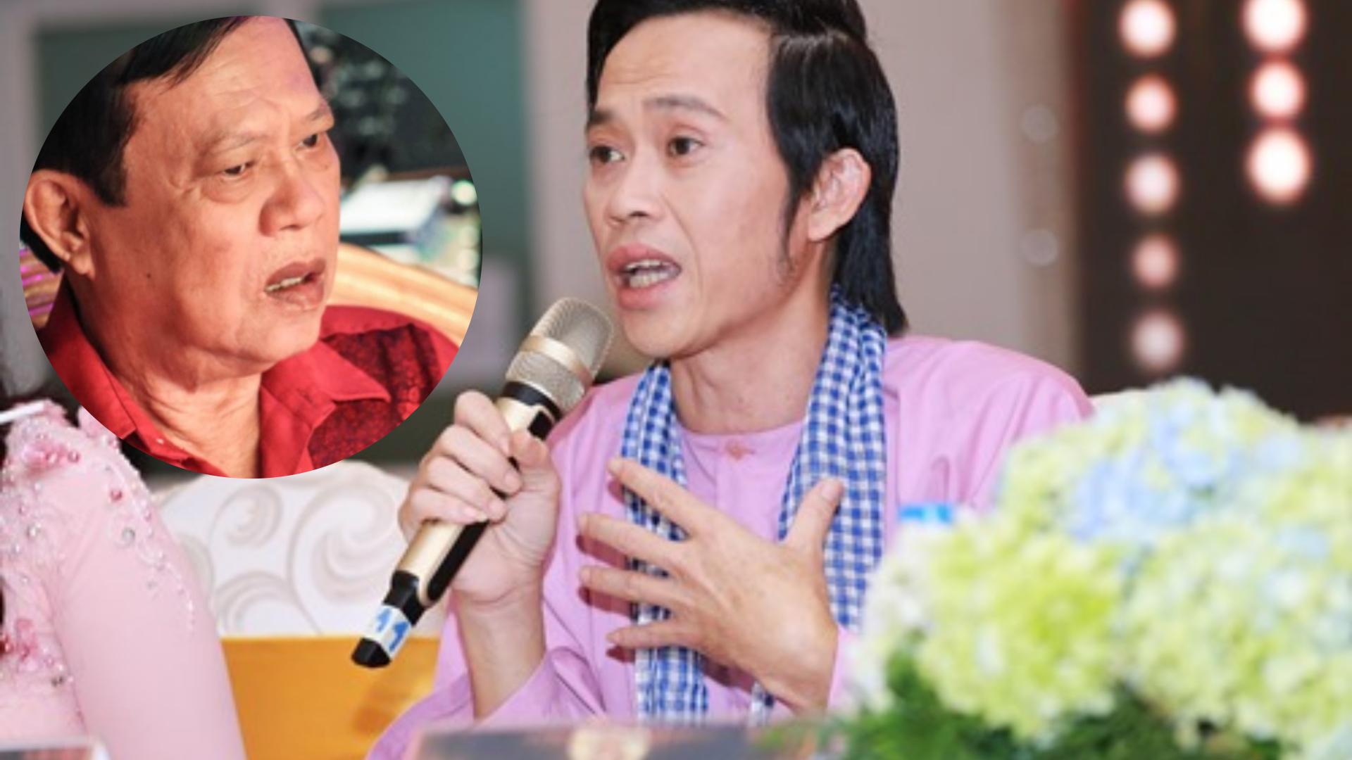 Hoài Linh lần đầu lên tiếng về việc bị chê không đủ tư cách làm giám khảo Bolero