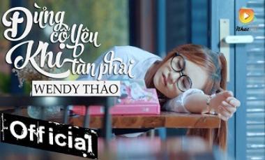 Wendy Thảo trở lại