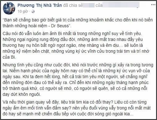 truong giang chia tay nha phuong