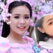 """Cận cảnh mặt mộc """"xinh hết phần người khác"""" của thiên thần Bolero Quỳnh Trang"""
