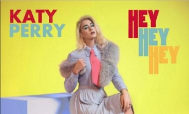 Hey Hey Hey - Katy Perry (Official MV)