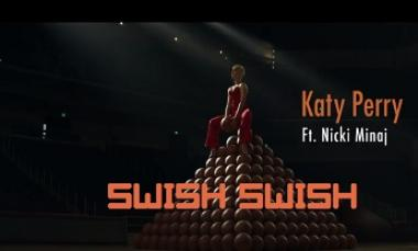 Swish Swish - Katy Perry ft. Nicki Minaj (MV Official)