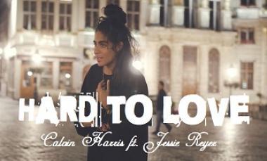 Hard to Love - Calvin Harris ft. Jessie Reyez (MV Official)