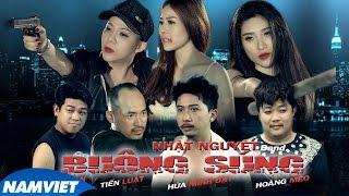 Buông Súng - Nhật Nguyệt Band, Hứa Minh Đạt, Tiến Luật, Thanh Tân, Hoàng Mèo [MV Full Official]