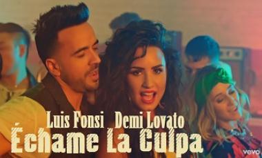 Échame La Culpa - Luis Fonsi, Demi Lovato (Official MV)