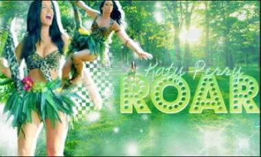 Roar - Katy Perry (Official MV)